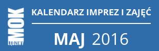 Kalendarz imprez Maj 2015