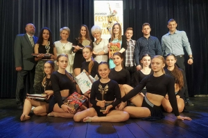 Koncert Laureatów XIII Wojewódzkiego Festiwalu Muzyki i Tańca