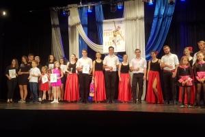Koncert laureatów XIV Wojewódzkiego Festiwalu Muzyki i Tańca