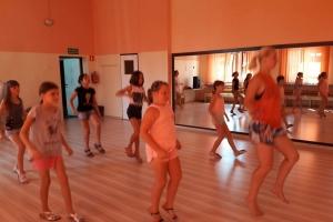 Wakacje w MOK: Warsztaty taneczne