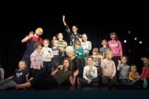 Warsztaty taneczno-aktorskie