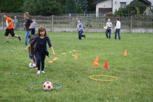Zajęcia sportowe w MOK