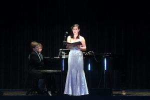 Wieczór z muzyką Debussy'ego