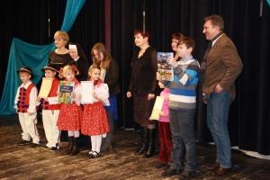 Rozdanie nagród w konkursach świątecznych