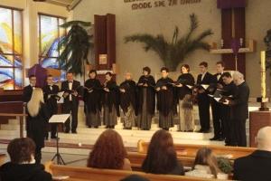 Koncert Pieśni Wielkopostnych w Bojszowach