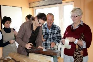 Warsztaty w Osikowej Dolinie
