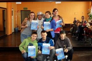 Przeciwdziałanie stereotypom w gminie Lędziny - rozdanie certyfikatów