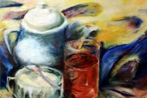 Wystawa obrazów Urszuli Klyczki
