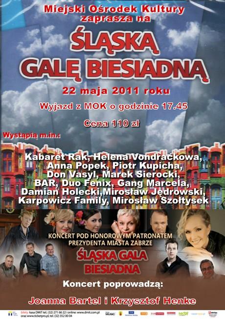Śląska Gala Biesiadna