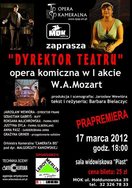 Dyrektor Teatru