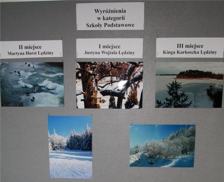 """Pokonkursowa wystawa """"Zima wobiektywie 2012"""""""