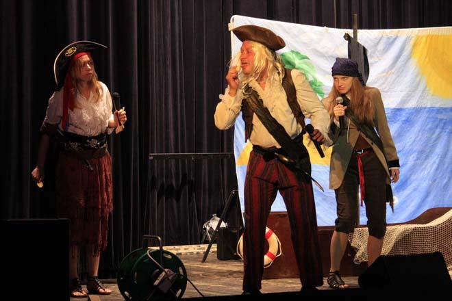 Piraci wLędzinach