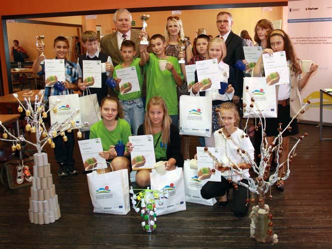 III Międzyszkolny Turniej Wiedzy Ekologicznej