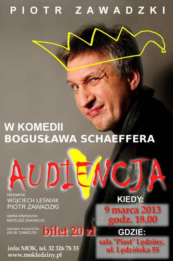 Audiencja V
