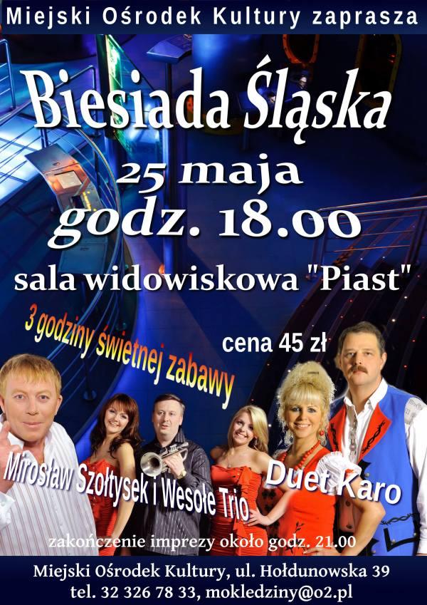 Biesiada Śląska wLędzinach
