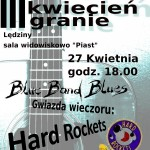 Blues Kwiecie Granie 2013