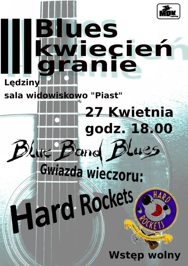 Blues Kwiecień Granie 2013