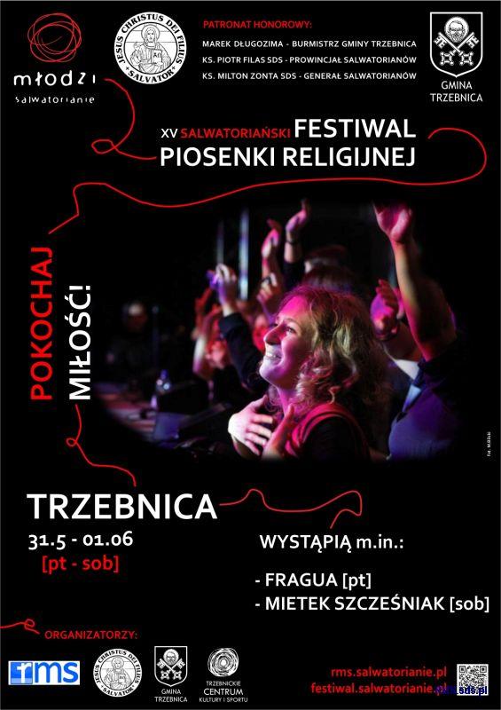 XV Salwatoriański Festiwal Piosenki Religijnej