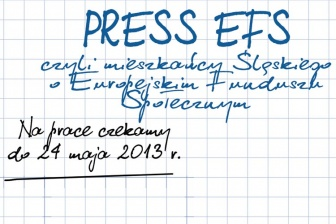 Konkurs Dziennikarski PRESS EFS