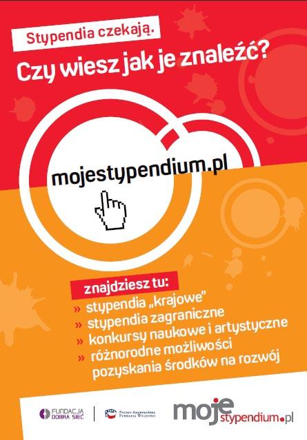 www.mojestypendium.pl