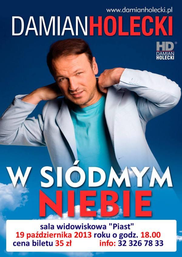 Koncert Damiana Holeckiego