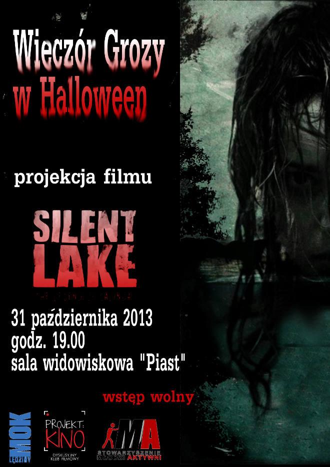 "Projekcja filmu ""Silent Lake"""