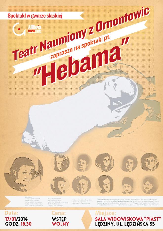 Spektakl Hebama