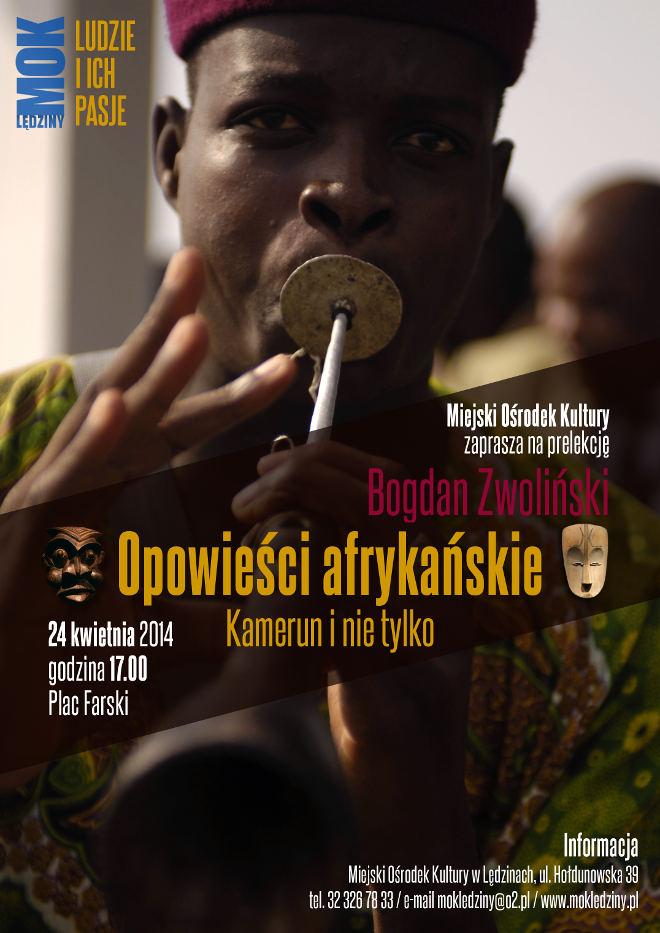 Opowieści afrykańskie. Kamerun inie tylko