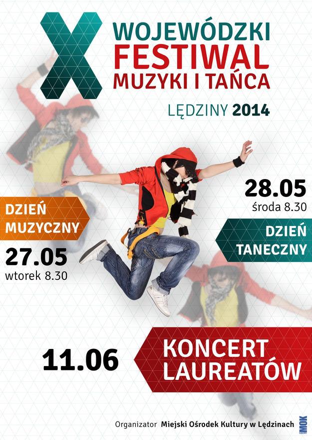 X Wojewódzki Festiwal Muzyki iTańca
