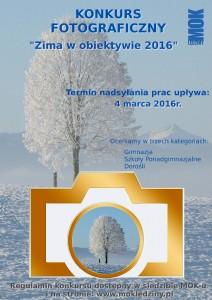 Zima wobiektywie 2016