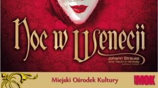 """Operetka w plenerze """"Noc w Wenecji"""""""