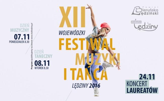 XII Wojewódzki Festiwal Muzyki i Tańca