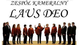 Koncert z okazji 10-lecia Zespołu Kameralnego LAUS DEO