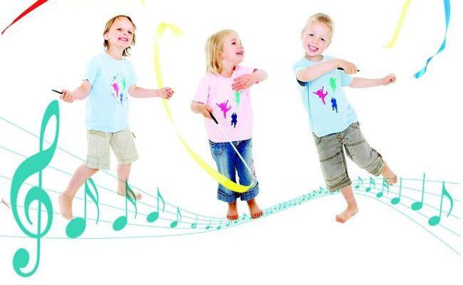 Zajęcia muzyczno-ruchowe dla dzieci