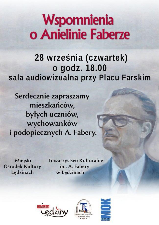 Wspomnienia oAnielinie Faberze