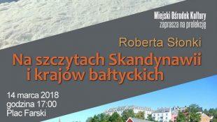 Na szczytach Skandynawii i krajów bałtyckich