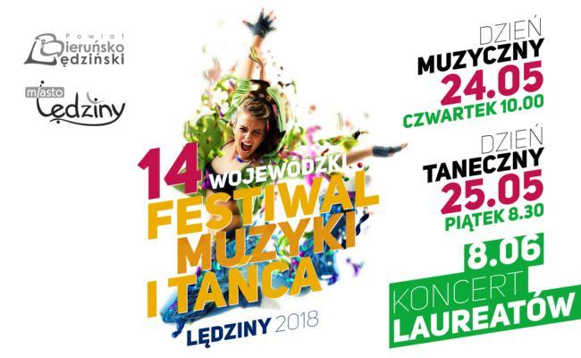 XIV Wojewódzki Festiwal Muzyki i Tańca