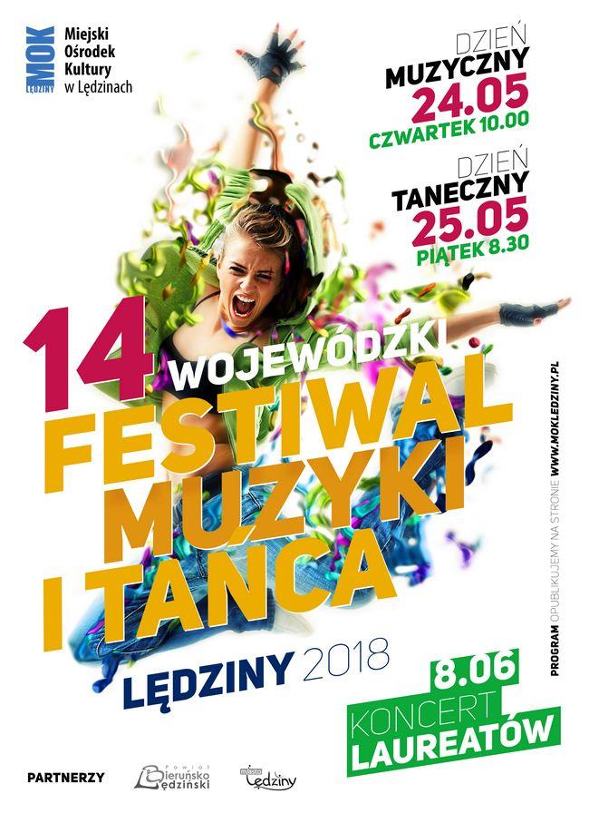 XIV Wojewódzki Festiwal Muzyki iTańca