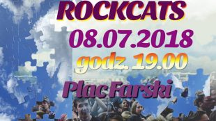 """Koncert zespołu """"Rockcats"""""""