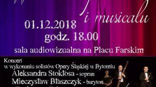 """Koncert """"W krainie operetki i musicalu"""""""