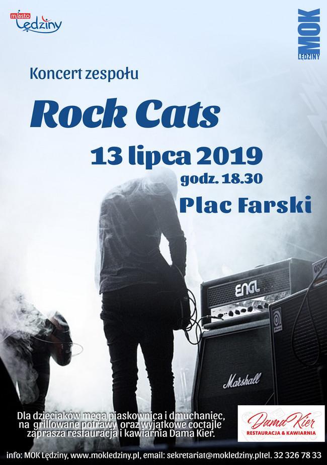 Koncert zespołu Rock Cats