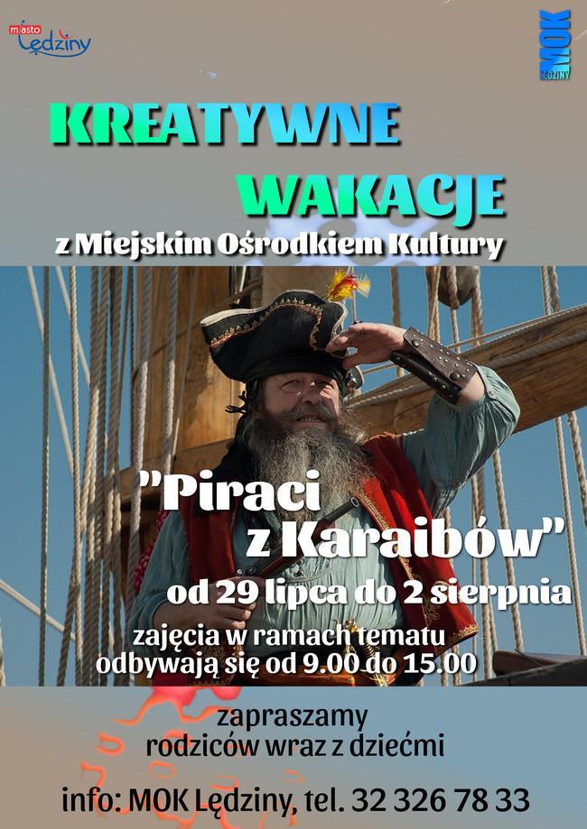 Piraci zKaraibów