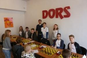 Turniej szachowy oPuchar Dors