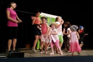 Animacje taneczne dla dzieci