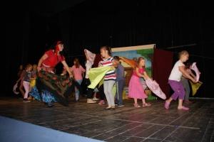 Wakacyjny Teatr Małego Widza