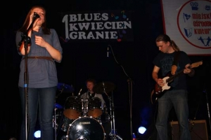 I Blues Kwiecień Granie