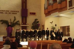 Koncert Pieśni Wielkopostnych wBojszowach