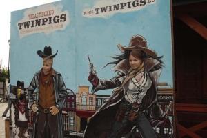 Wycieczka doMiasteczka Westernowego Twinpigs