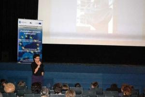 Wykład europosłanki Małgorzaty Handzlik