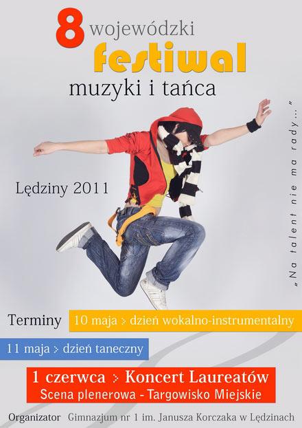 Wojewódzki Festiwal Muzyki iTańca